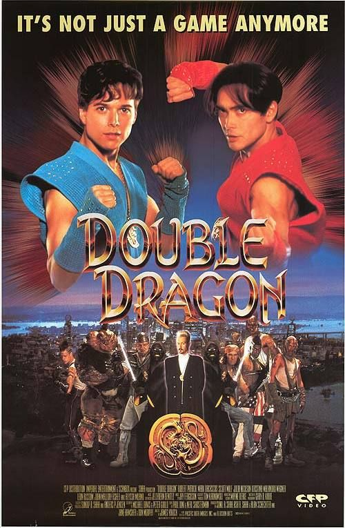 Nonton Double Dragon 1994 Sub Indo Movie Streaming Download Film