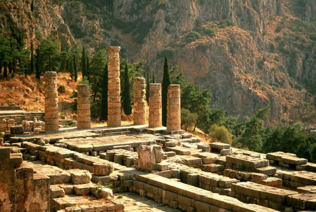 Delphi, Delfoi - Delfi, Greece | AFAR.com
