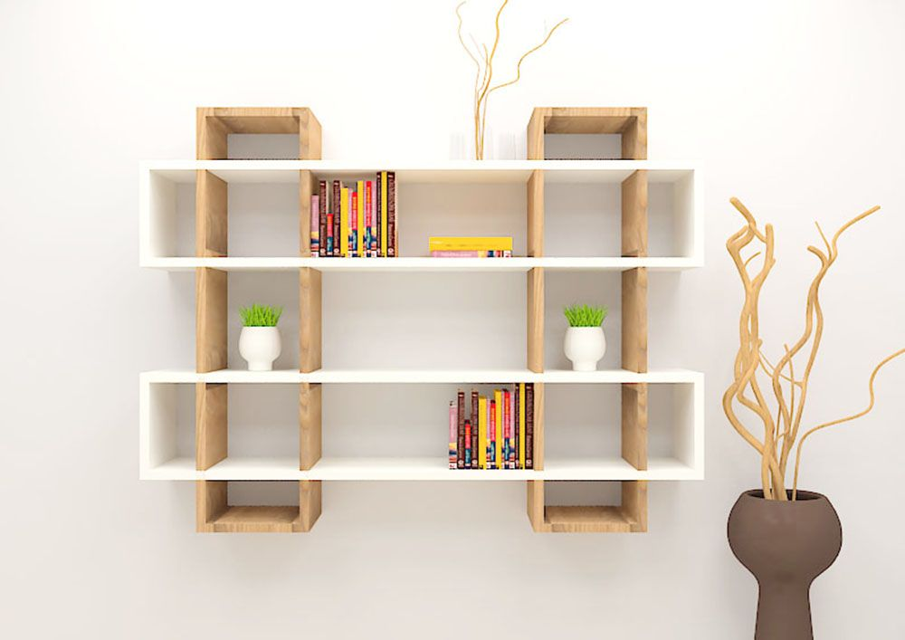 Buy Tocuyo Wall Shelf with Laminate Finish online in ...