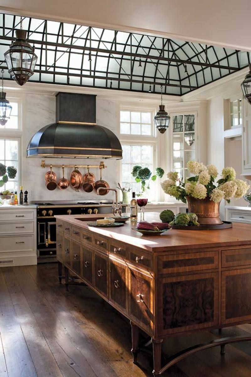 Designing an Edwardian-Style Kitchen