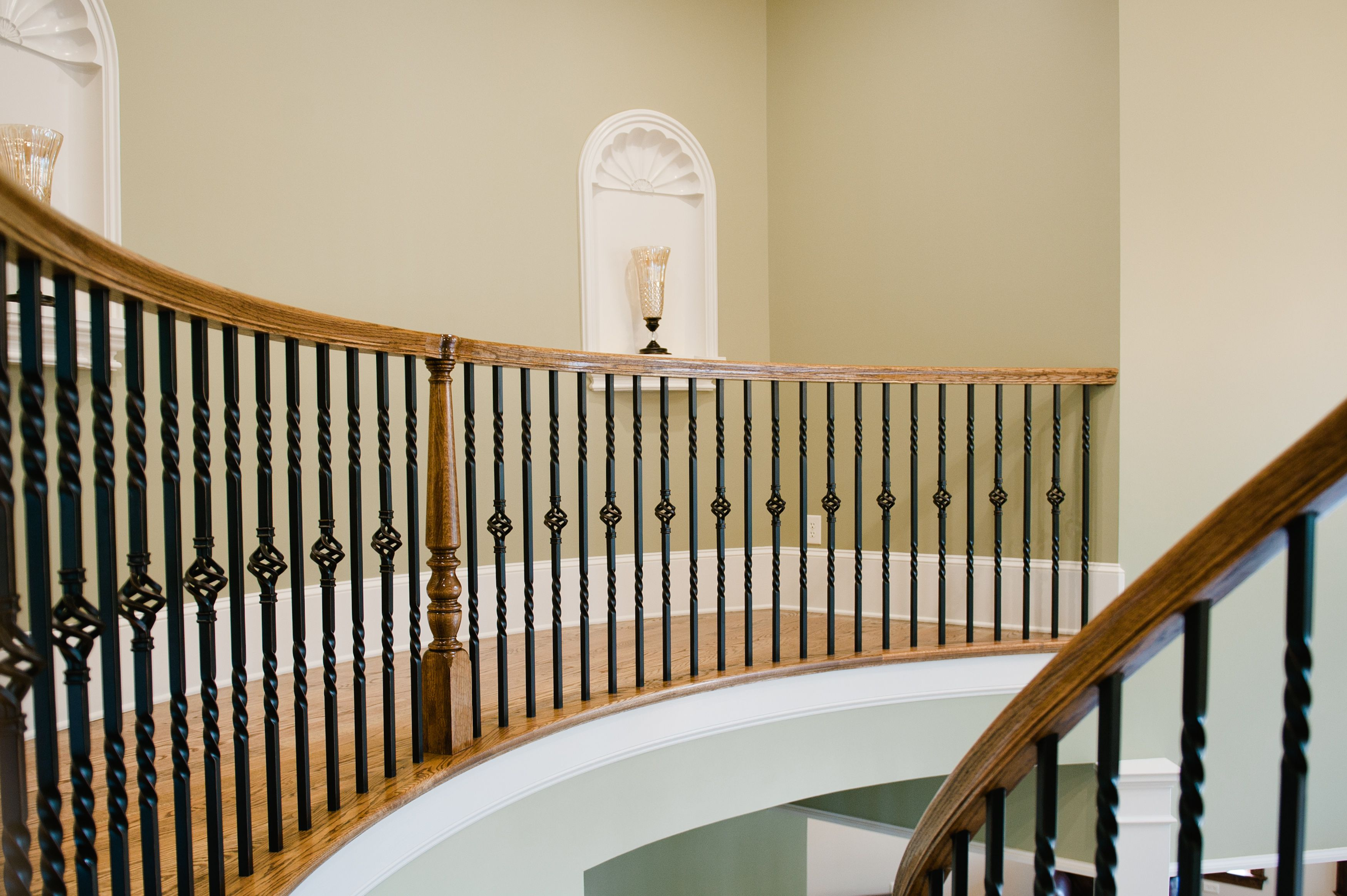 Best Pin By Crown Heritage Stairs On Iron Balusters Stair 400 x 300