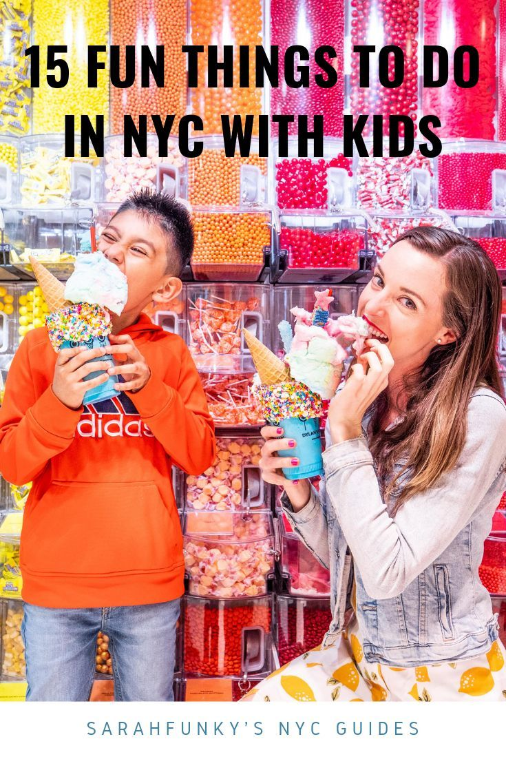 15 Things To Do In NYC With Kids