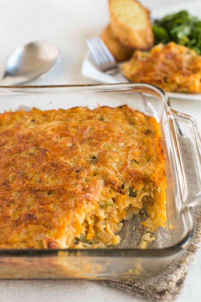 Very Veggie Lentil Bake This Is So Good Its Appearance