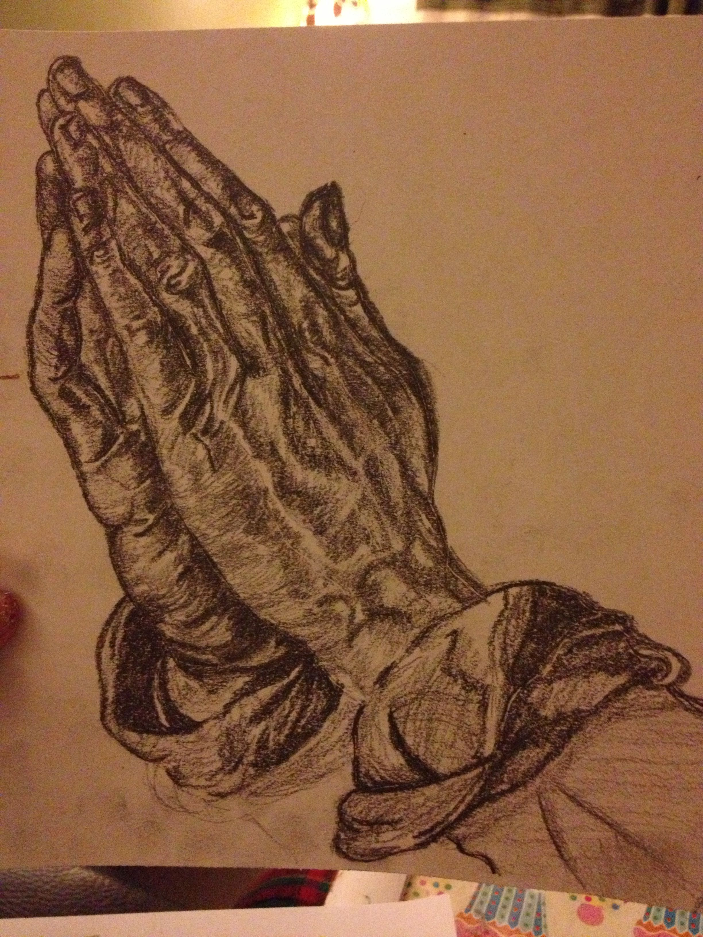 #drawing #pencil #praying #hands | Drawings, Art, Artwork