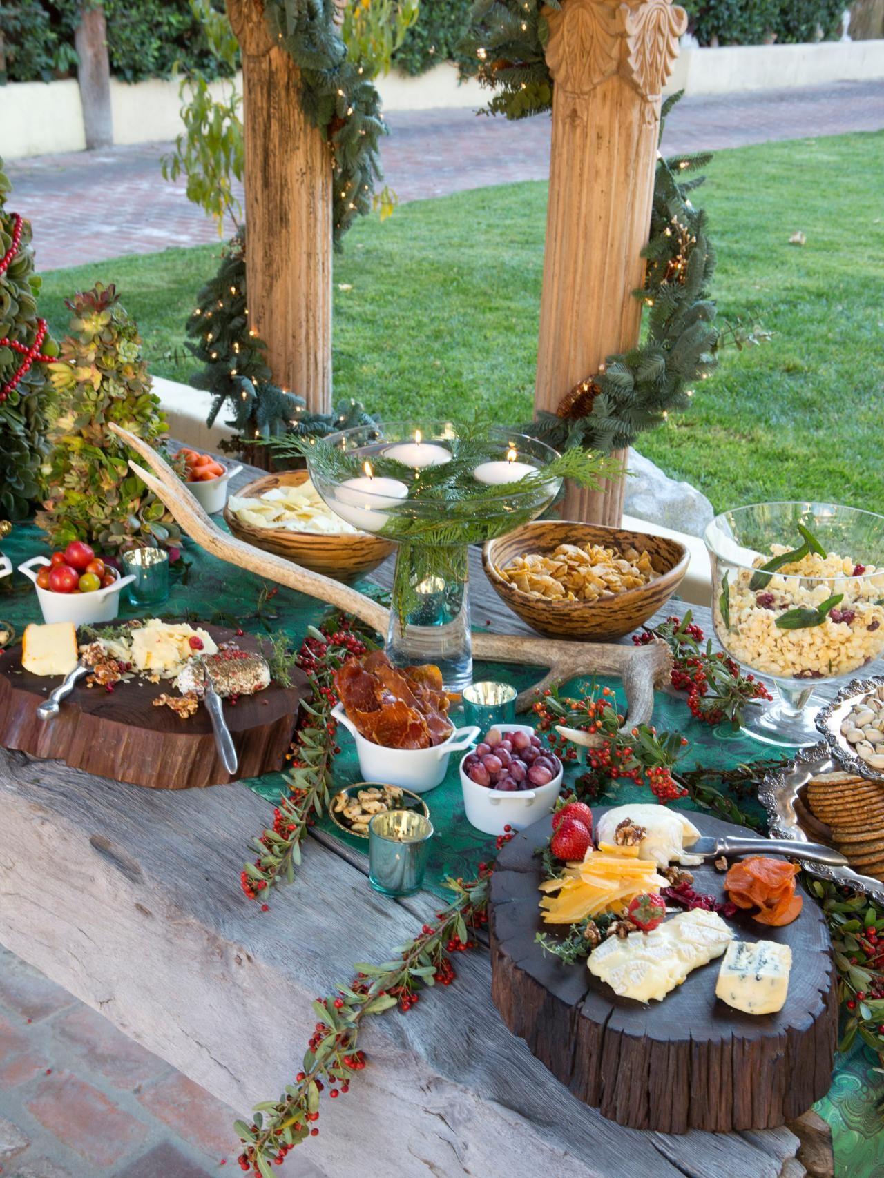 Buffet Tables
