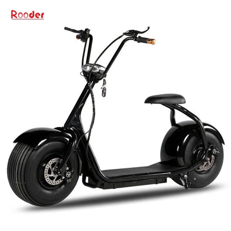 electric scooter citycoco scooter bike with powered motor. Black Bedroom Furniture Sets. Home Design Ideas