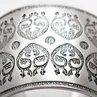 Etching ornament four