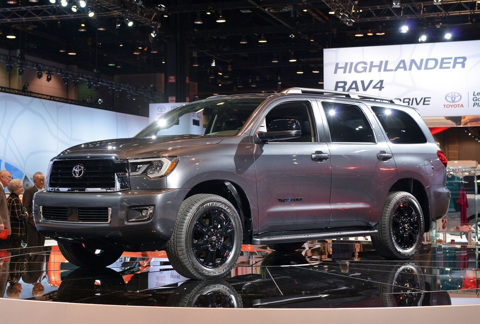 2020 Toyota Sequoia Review, Interior, TRD Pro >> 2020 Toyota Sequoia Price And Release Date Cars Review