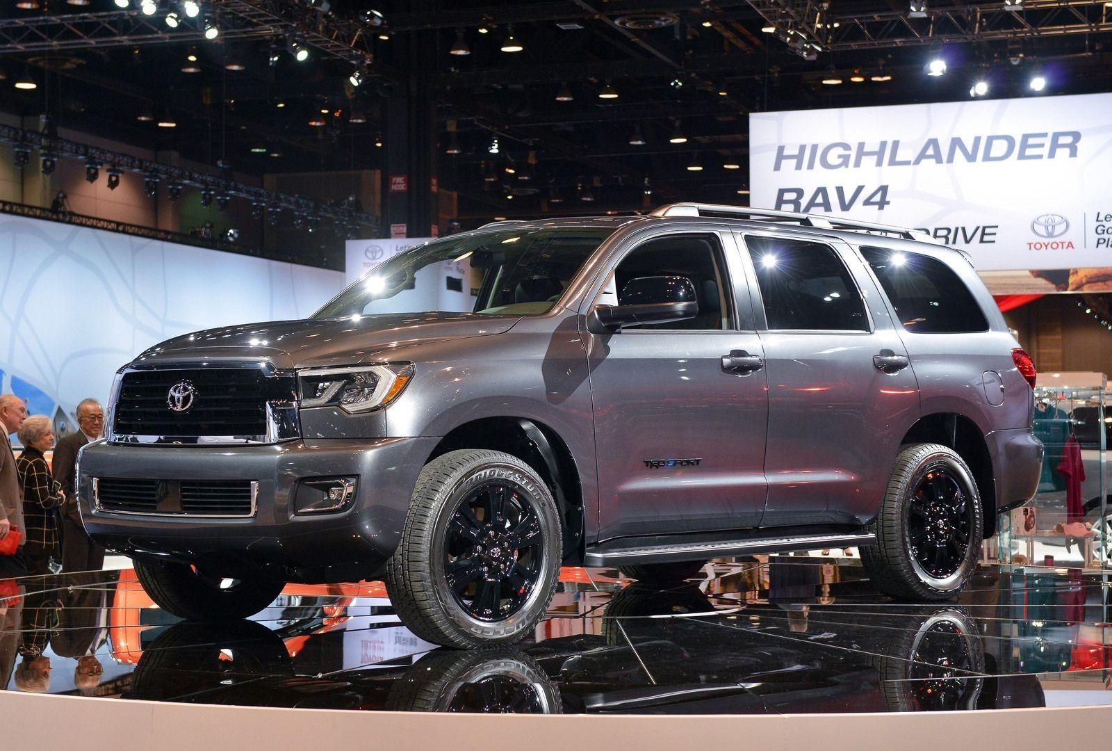 2020 Toyota Sequoia Redesign, Price & Release Date >> 2020 Toyota Sequoia Price And Release Date Cars Review 2019 Car