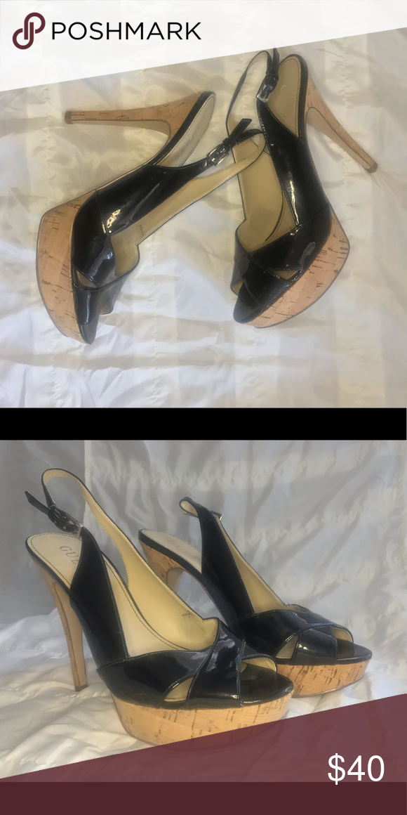 2c694db2d I just added this listing on Poshmark  GUESS Women s Peep-Toe Platform  Heels.  shopmycloset  poshmark  fashion  shopping  style  forsale  Shoes