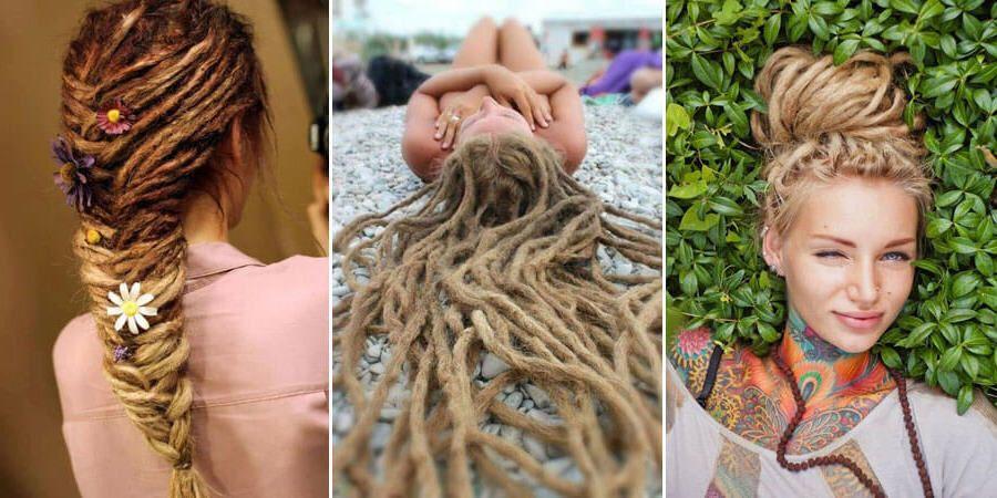 Peinados con rastas más que un estilo, una religión | Los Peinados