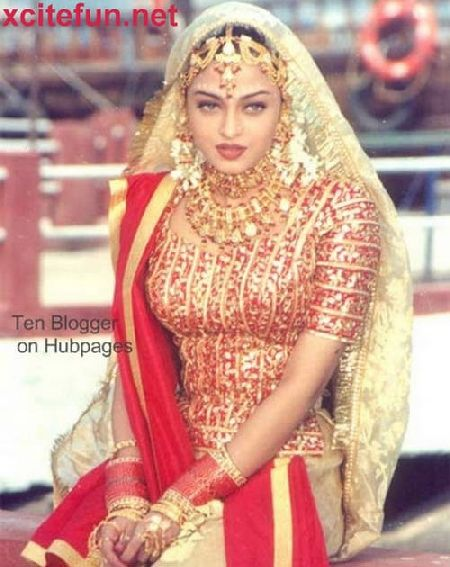 Aishwarya Rai Wedding Dress Wedding Atlanta Indian Wedding Sari