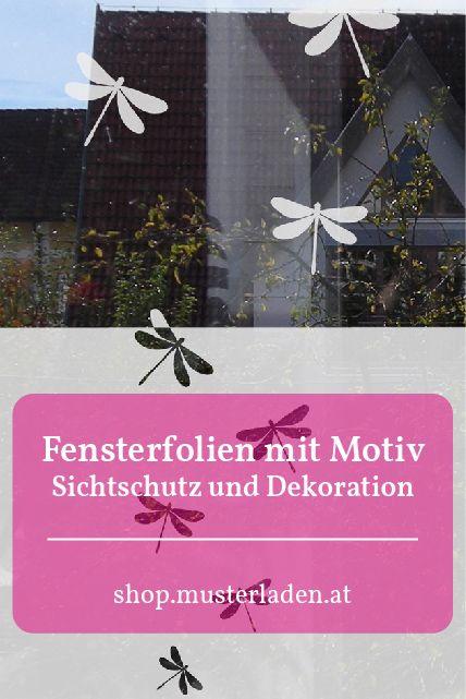 Dekorative Fensterfolien bringen Sichtschutz und Dekoration für - sichtschutz f r badezimmerfenster