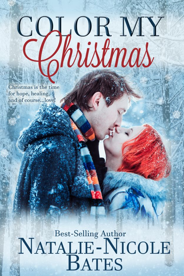 Color My Christmas by @BatesNatalie ~ Just in Time for Christmas ...