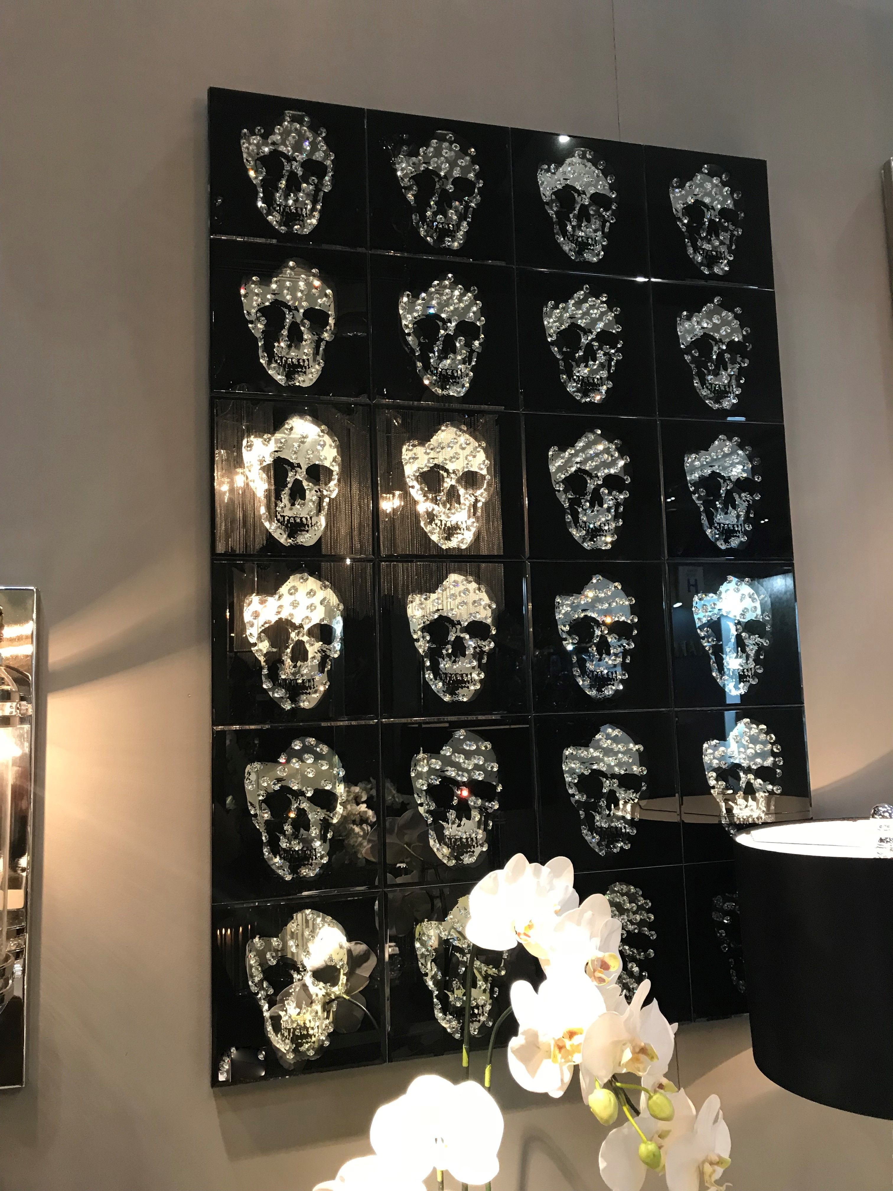Skull With Jaw Dropped: This Jaw-dropping Piece Of Skull Art Is Sure To Get