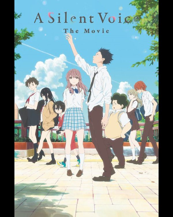 Koe No Katachi Streaming : katachi, streaming, Cinema, #stream, #movie, #Animation, #Drama, #Romance, #ASilentVoice, Watch, Silent, Voice, 123Movies, Story, Revolv…, Anime, Films,, Movies