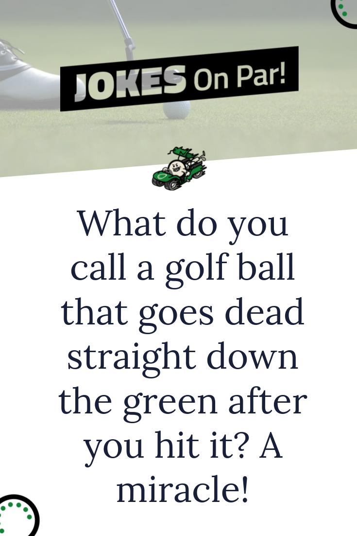Golf Jokes From The Best Golf Account You Ve Never Heard Of Support Our Growth And Join The Family By Buying Some Of O Jokes Supportive Cards Against Humanity