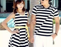 Bildresultat för korean couple outfit