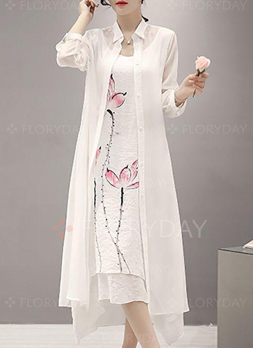 Vestido de lino para mujer