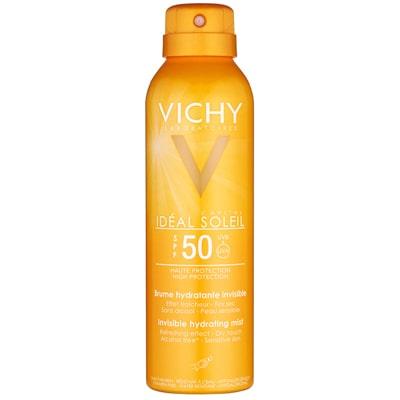مراجعة 10 انواع واقي شمس فيشي بالمميزات والأسعار مجلة العزيزة Hydrating Mist Mists Vichy