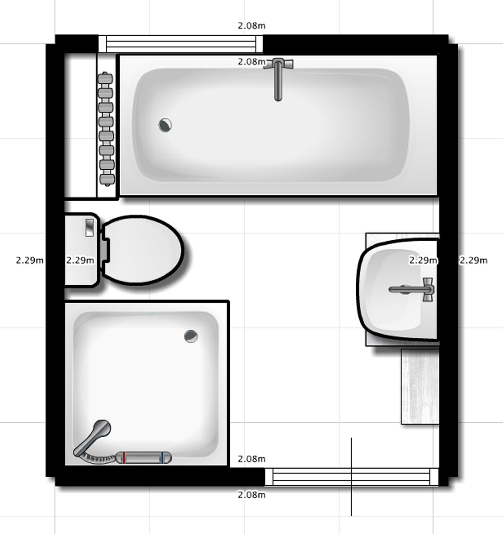 Renovatie kleine badkamer opdracht op Klus Vakman > douche/wc ...