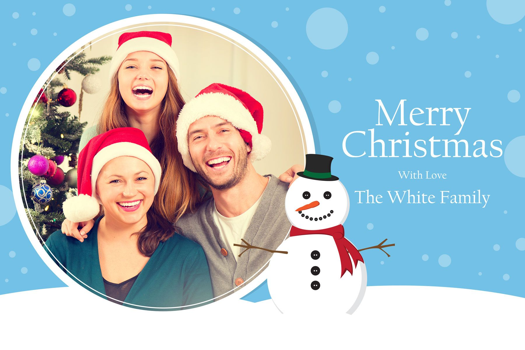 This Holiday Card Template  If You Like This Photoshop Psd