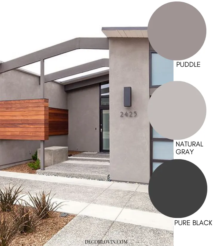 Modern Exterior Paint Colors In 2020 Exterior House Paint Color Combinations House Paint Color Combination House Paint Exterior