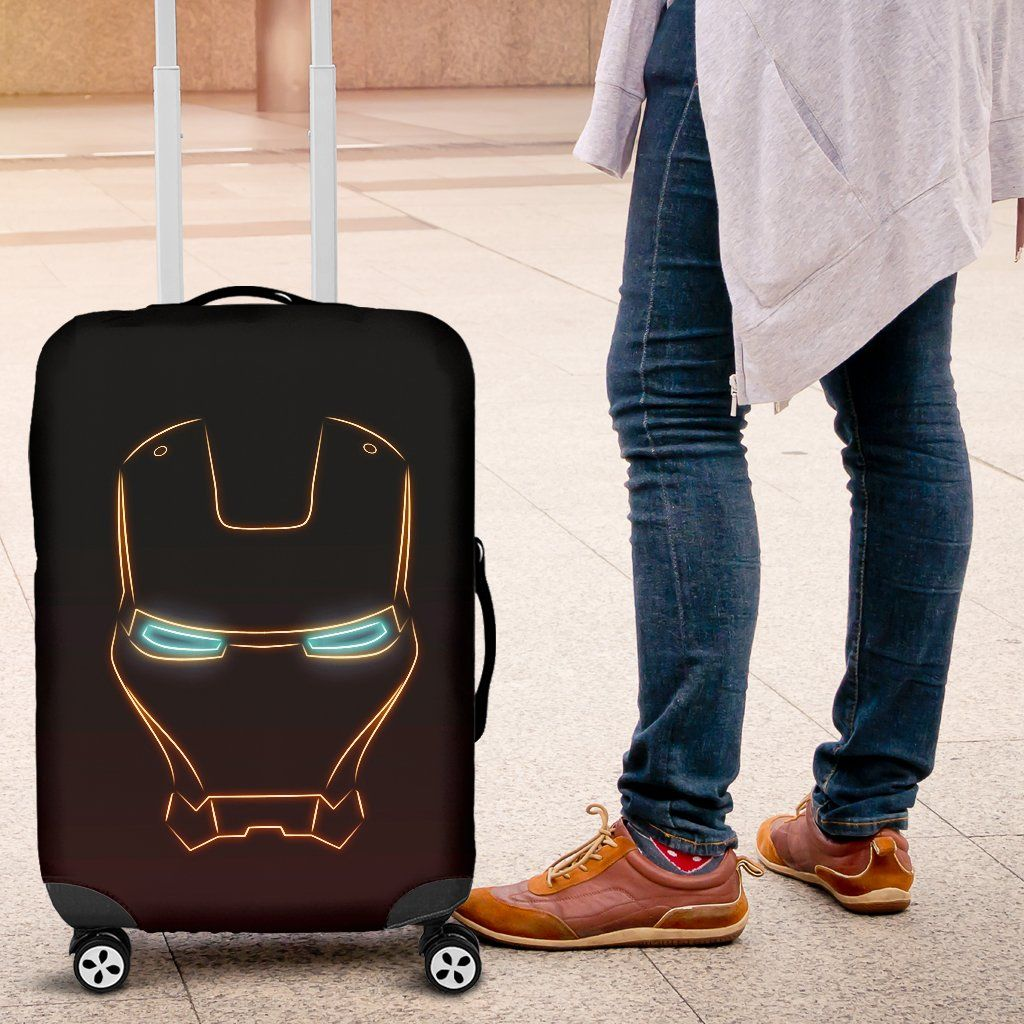 Iron Man Luggage Covers Luggage Covers Iron Man Man