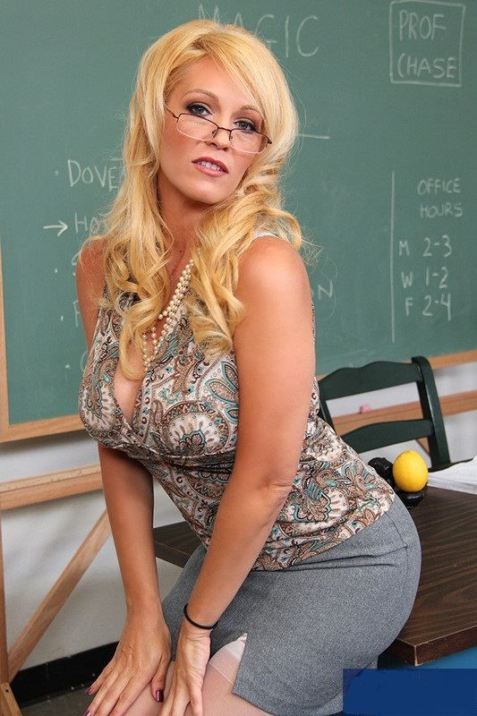 Mama mature teacher