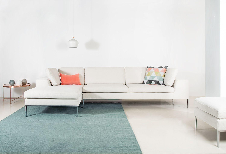 Das moderne und hochwertige VON WILMOWSKY Designer Sofa