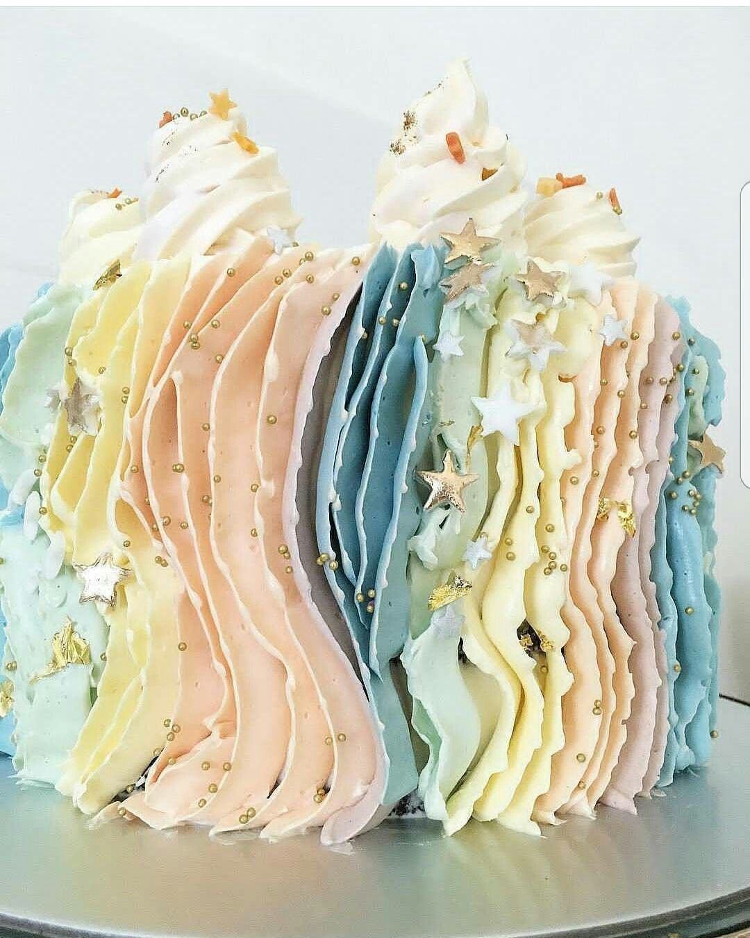 T A S I Y Colorful Cakes Luxury Cake Spanakopita Designs Frosting
