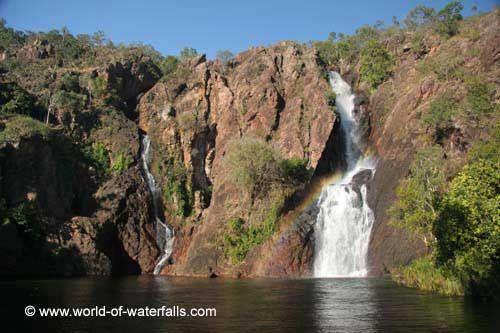 Wangi Falls  Litchfield National Park, Northern Territory, Australia