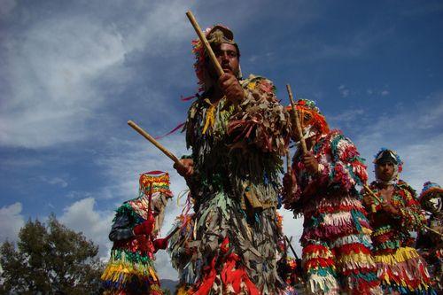 Pueblo-Nuevo, Merida Fiesta en Honor a Santa Rita de Casia. Pueblo Nuevo del Sur. Mérida. Venezuela