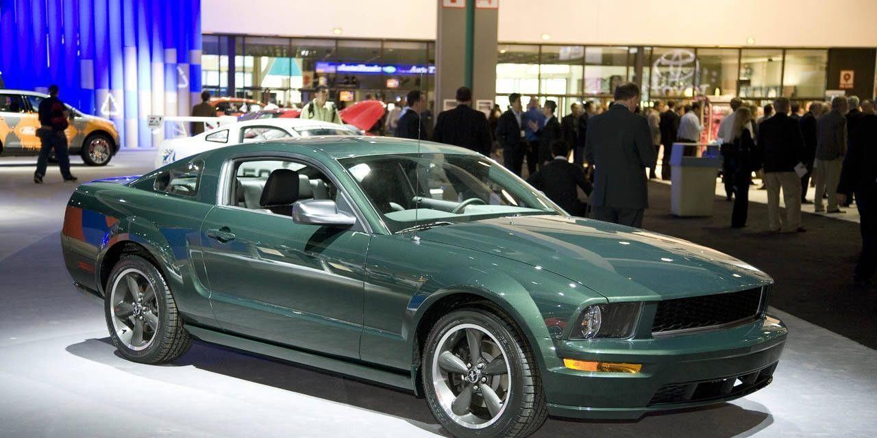 2008 Ford Bullitt Mustang Mustangclassiccars Ford Classic Cars Mustang Bullitt Mustang