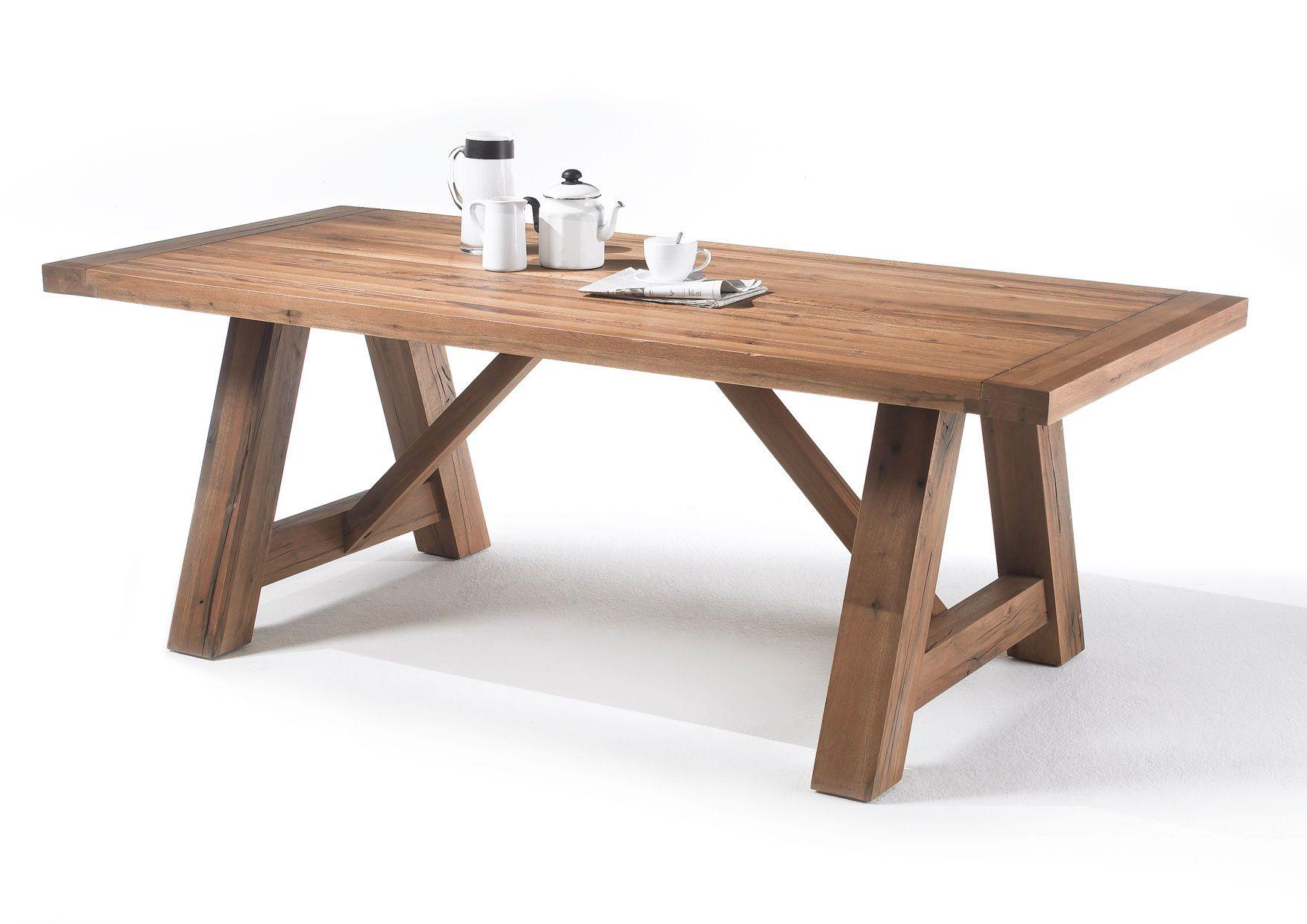 Schön Tisch Massiv Galerie Von Esstisch Eiche Bassano Briano1