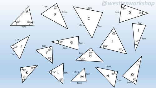 Drawing Congruent Shapes | Worksheet | Education.com