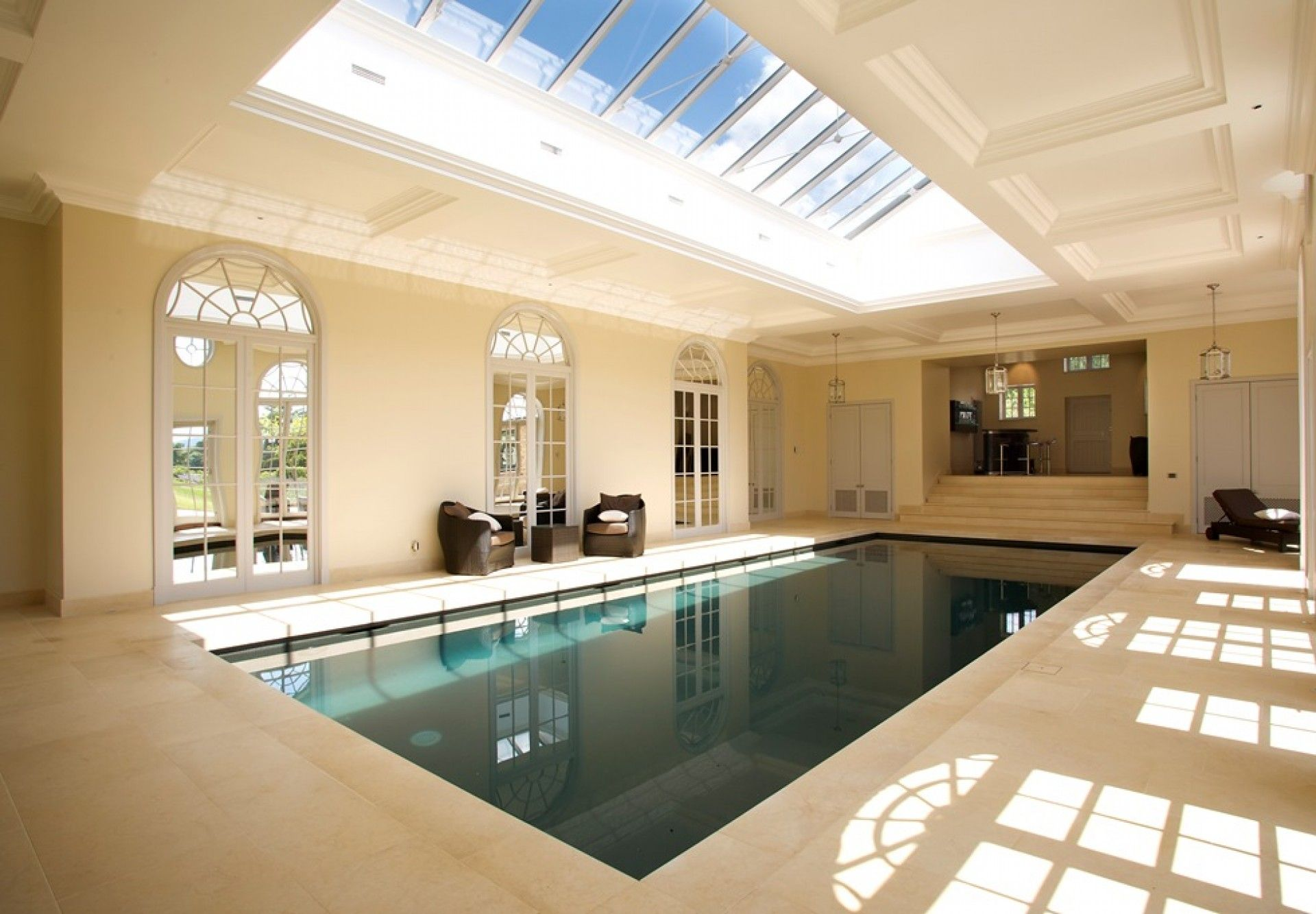 Private Indoor Swimming Pools admirable indoor house swimming pool idea showing lap pool and