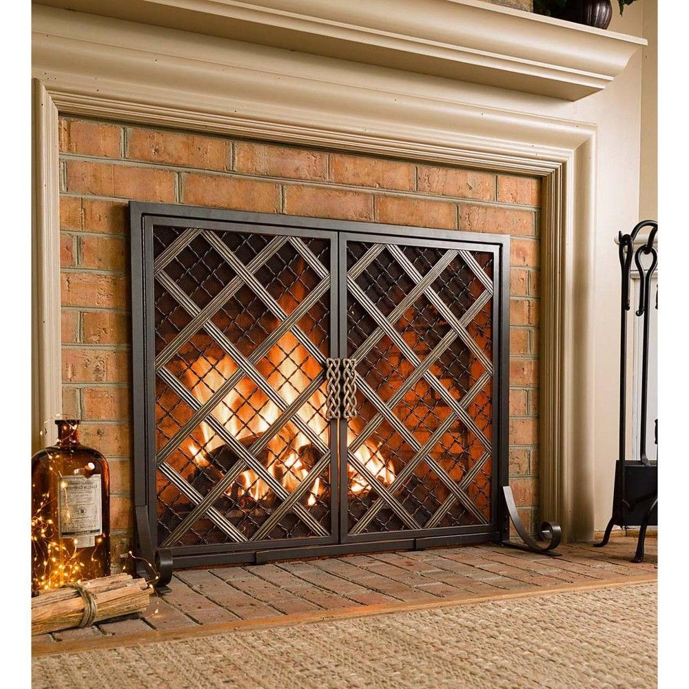 15 Modern Fireplace Accessories That Won T Ruin Your Decor Fireplace Accessories Modern Fireplace Modern Fireplace Tools