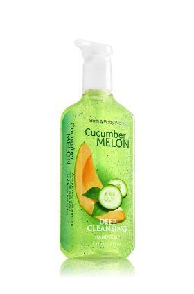 Bath Body Works Pocketbac Cucumber Melonhand Gel In 2020 Bath
