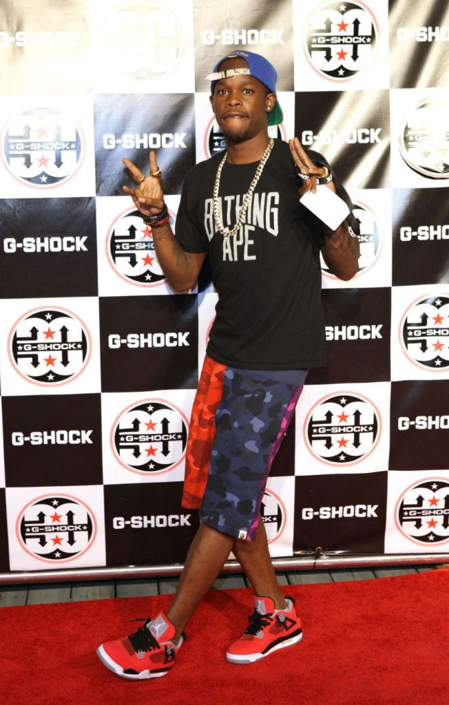 2d24e0439fa0ab Vinnie Chase wearing Air Jordan IV 4 Retro Toro