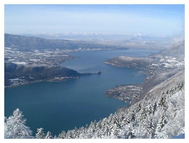 Annecy this winter