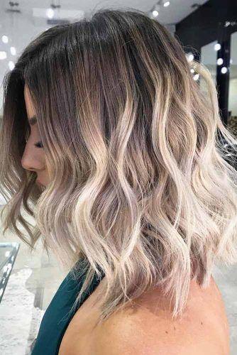 Photo of 42 Middels lengde lagdelte frisyrer – beste ideer for et fantastisk utseende Trend bob frisyrer 2019