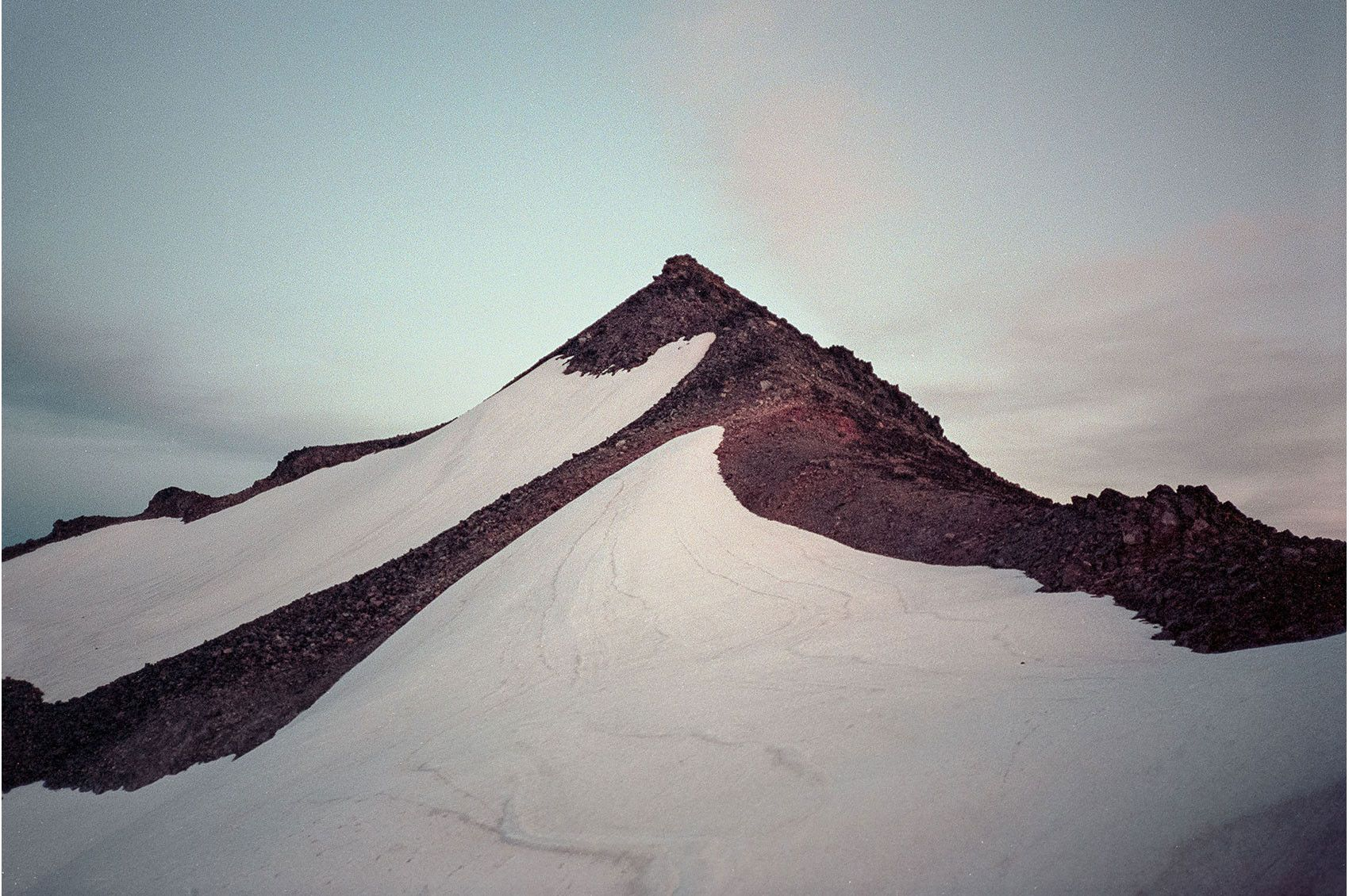 """""""Old Snowy Mountain"""" by CODY COBB. Shop limited edition prints from $390 at The Print Gallery."""