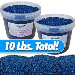 Starpil Blue Beads Film Wax - Stripless Hard Wax from Spain