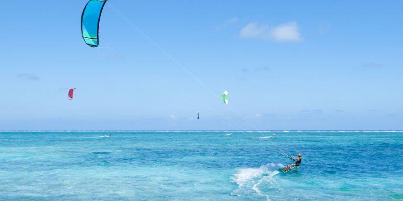 Kitesurfen auf Mallorca