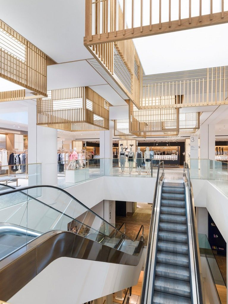 Neri&Hu designs retail spaces for Selfridges' Body Studio