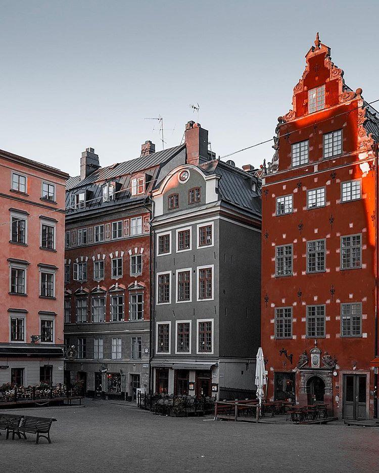 Stockholm Colors Stockholm Sweden Instagram