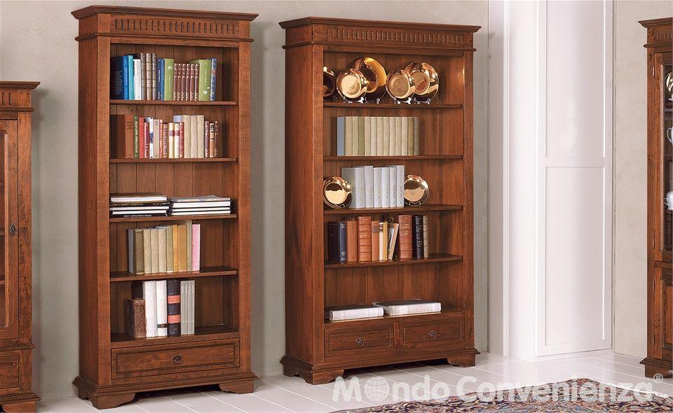 Libreria Dahlia Mondo Convenienza Living Room Tall Cabinet