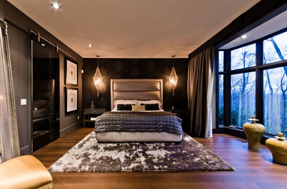 Best A Collection Of Large Bedrooms Interior Design Examples 12 640 x 480