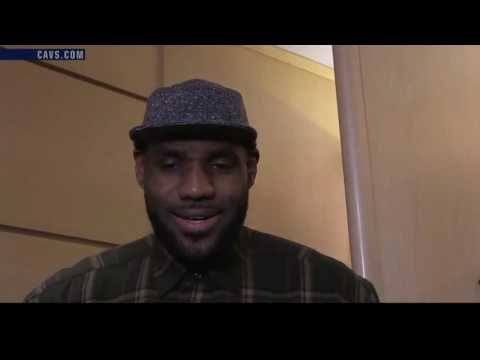 LeBron James on Kevin Durant's first game back Reflects back on leaving ...